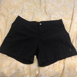 Black Prana shorts size S